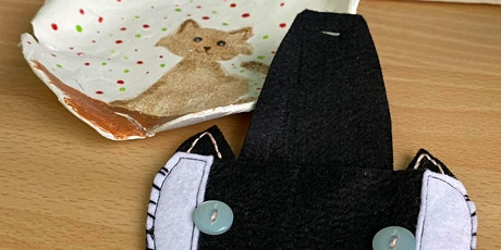 Half-Term Crafting - Pick and Mix Day - Saturday 30th October 10.30 - 2.30 tickets