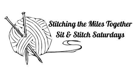 Stitching the Miles Together Sit & Stitch with (our) Westknits* tickets