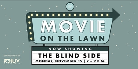 Movie on the Lawn - The Blind Side tickets