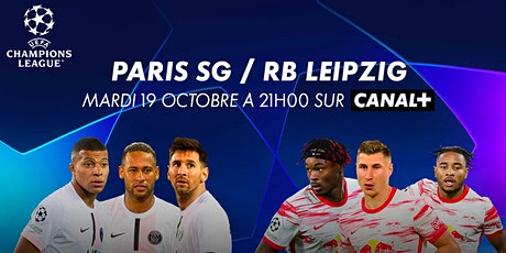 !!Direct-Live.. Paris-SG – RB Leipzig match e.n direct live 19 octobre 2021 billets