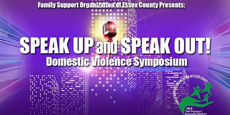"""""""SPEAK UP AND SPEAK OUT!""""  Domestic Violence Awareness Symposium tickets"""