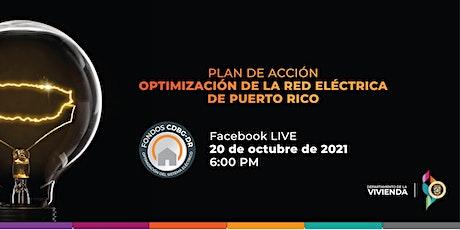Vistas Públicas: OPTIMIZACIÓN DE LA RED ELÉCTRICA DE PUERTO RICO entradas