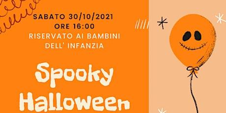 Spooky Halloween infanzia biglietti