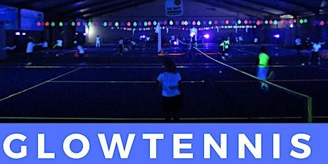 Glowtennis | 2 x 45 minuten | TC Hazendans | €5,- p.p tickets