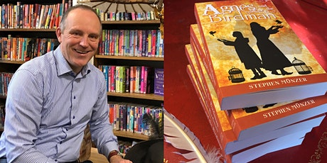 Agnes and the Birdman  at the Blue House Bookshop tickets