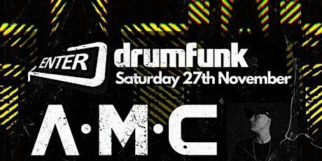 Enter & Drumfunk tickets