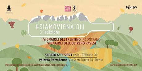 SIAMO VIGNAIOLI - 3a edizione biglietti