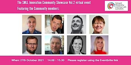Innovation Community Showcase Vol.2 (virtual) tickets