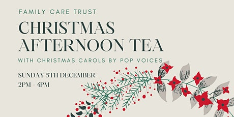 Christmas Afternoon Tea tickets
