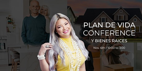 Plan De Vida Conference entradas