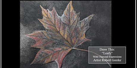 """Charcoal Drawing Event """"Leafy"""" in Madison tickets"""