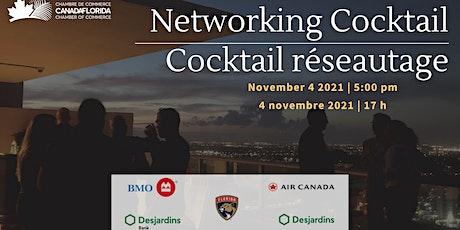 Virtual Networking Cocktail | Cocktail réseautage virtuel billets