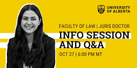 Law School Admission Info Session tickets
