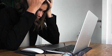 Os desafios da gestão do stress e do consumo da Internet nos estudantes bilhetes