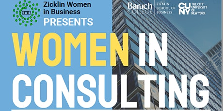Women in Consulting tickets