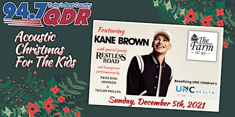 QDR Acoustic Christmas for the Kids of UNC Children's tickets