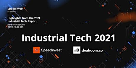 Industrial Tech Report 2021 Tickets