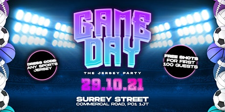 Game Day: The Jersey Party tickets