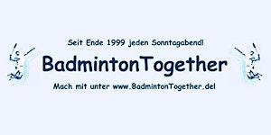 BadmintonTogether • ► Team Markus ◄ • So 13.12.15 /...