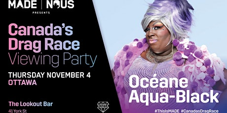 Meet & Greet Only - Océane (Canada's Drag Race) - @ The Lookout tickets