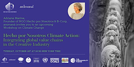 Climate Action: Integrating Global Value Chains in the Creative Industry tickets
