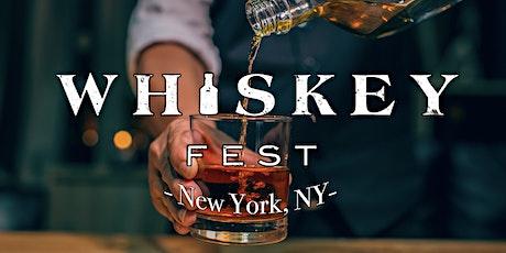 New York City Whiskey and Spirits Fest tickets