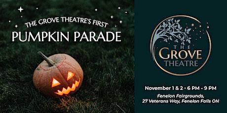 Pumpkin Parade tickets