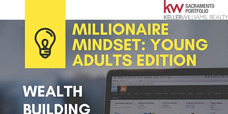 Millionaire mindset: Young Adults Edition tickets