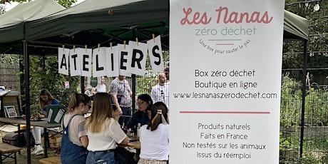 Atelier DIY Solide Vaisselle / Pierre Argile : Les Nanas Zéro Déchet billets