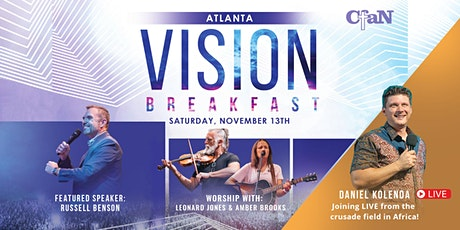 Vision Breakfast Atlanta tickets