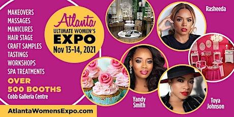 Atlanta Women's Expo, Beauty + Fashion + Pop Up Shops + Crafting + Celebs! tickets