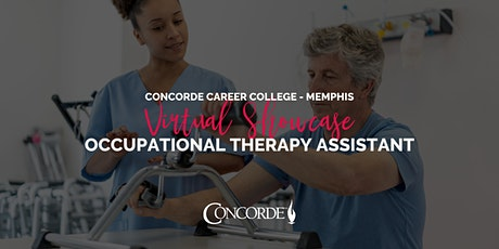 Virtual Showcase: Occupational Therapy Assistant at Concorde Career College tickets