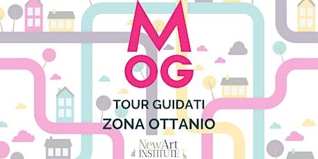 MOG Milano Open Galleries - Tour Guidato alla zona Ottanio - 17.30 biglietti
