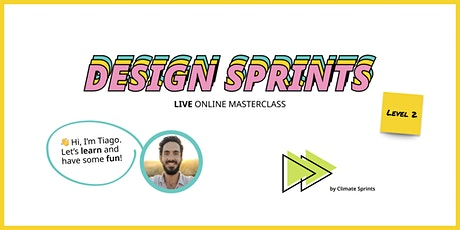 "Level 2 ""Badass Mode"" - Design Sprint Training billets"