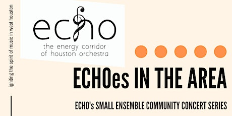 ECHOes in the Area Concert #3 tickets