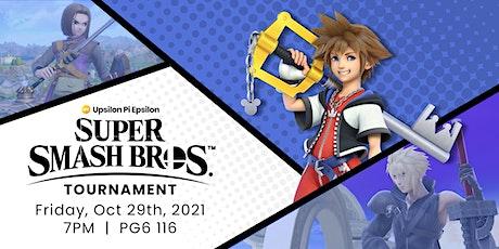 Super Smash Bros Tournament tickets