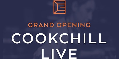 COOKCHILL Live tickets