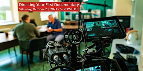 Directing Your First Documentary tickets
