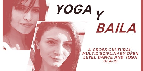 Yoga y Baila tickets