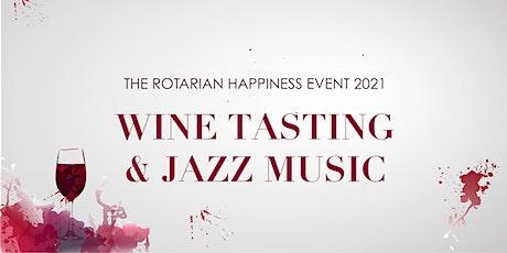 Wine Tasting & Jazz Music, 2021 tickets