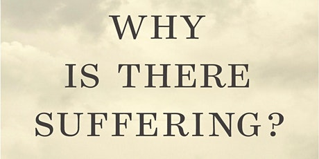 """Book Launch: Dr Bethany Sollereder - """"Why is there suffering?"""" tickets"""