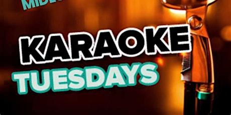 Throw Back Tuesday Karaoke tickets