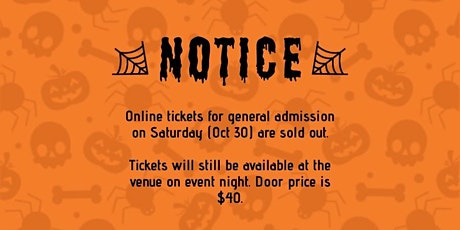 230 Fifth Rooftop Saturday Night Halloween Party tickets
