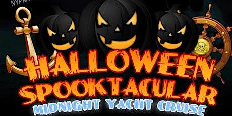 Halloween Spooktacular Midnight Cruise tickets