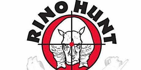 RINO Hunt - October 2021 Meeting tickets