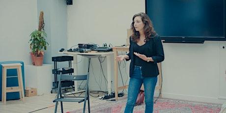 """L'art du pitch : comment intéresser en 2 min"" billets"