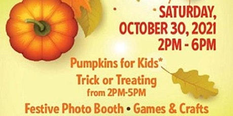 Lil' Pumpkins Fall Fest at the Blackrock Center for the Arts tickets
