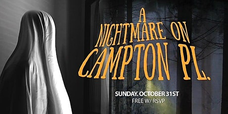 Free Halloween Event - A Nightmare On Campton tickets