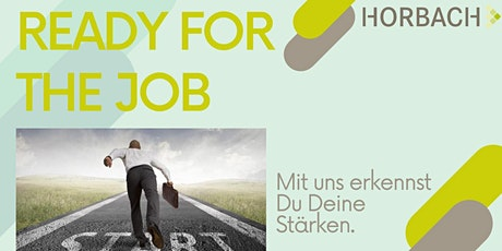 Ready for the Job - Dein Potential Webinar Tickets