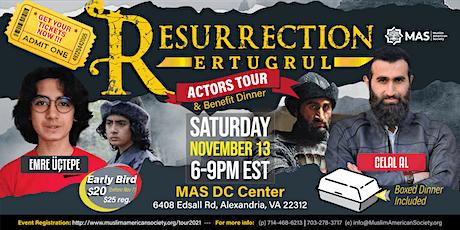 Ertuğrul Actors Tour with MAS: Alexandria, VA tickets